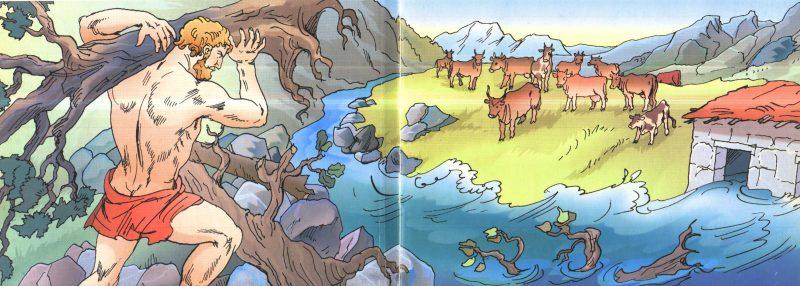Авгиевы конюшни и Геракл