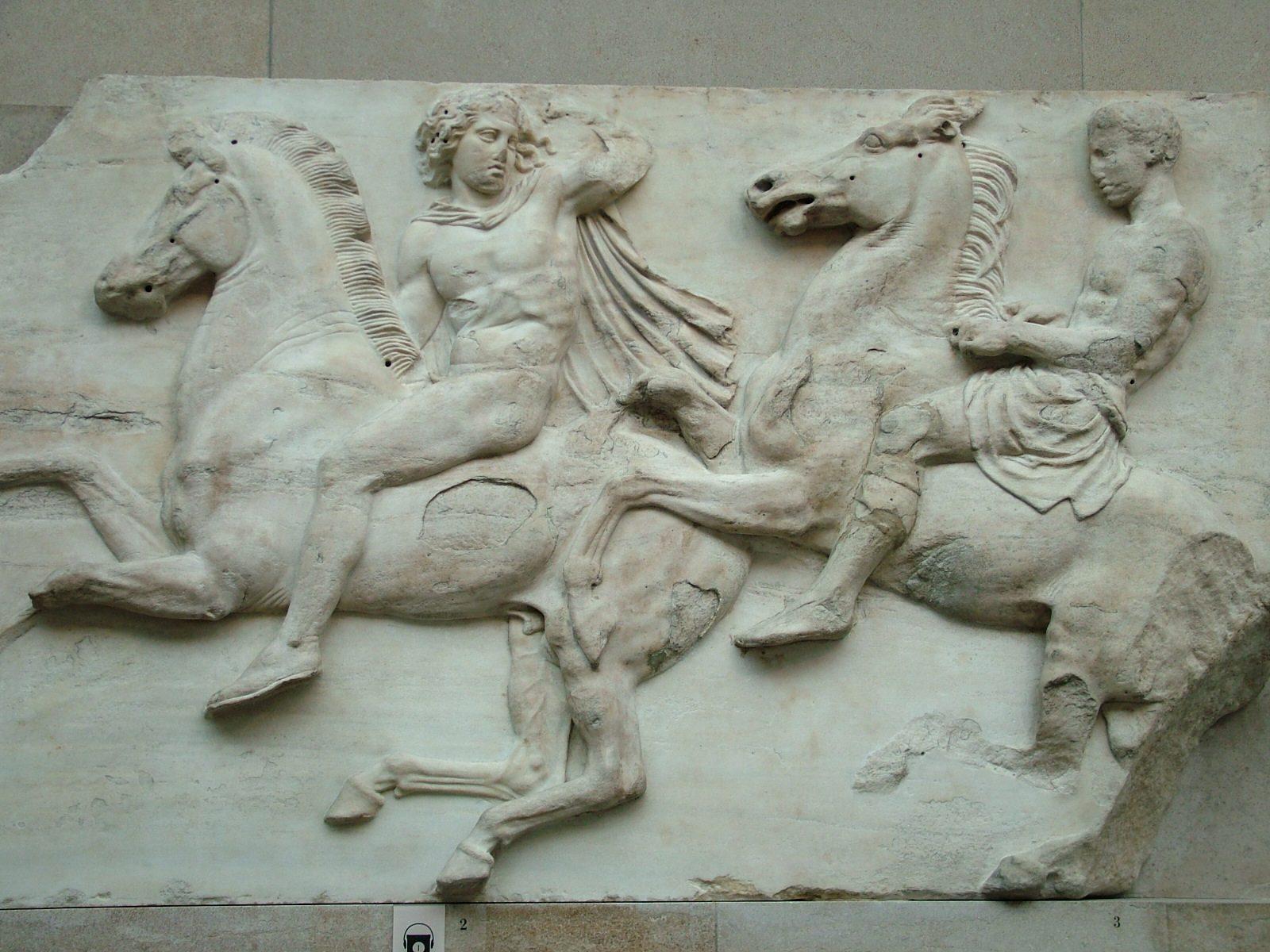 Конюшни в Древней Греции
